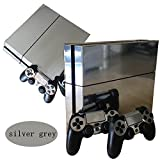 Silver Glossy Decal