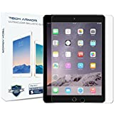 Tech Armor Apple iPad Air 2 / iPad Air (first generation) Premium Ballistic Glass Screen Protector Protect Your Screen from Scratches and Drops