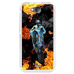 a AND b Designer Printed Mobile Back Case / Cover For Micromax Canvas Play Q355 (MIC_Q355_326)