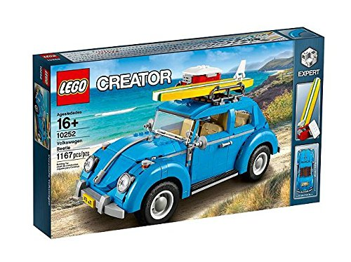 LEGO-Creator-Expert-Volkswagen-Beetle-10252-Building-Kit