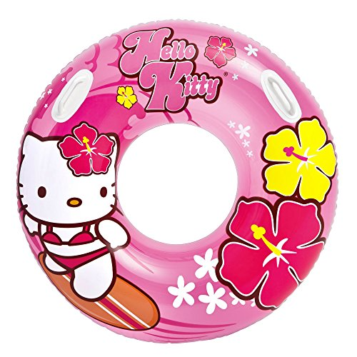 "Intex Hello Kitty Swim Tube, 38"" Diameter, for Ages 9+ - 1"
