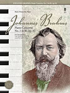Johannes Brahms - Piano Concerto No. 2 in B-Flat, Op. 83 by Music Minus One