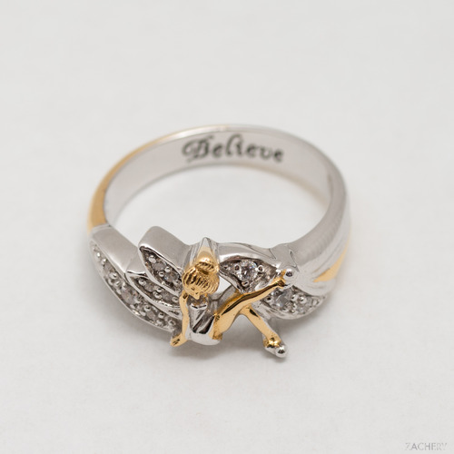Amazon Embrace The Magic Tinker Bell Ring By The Bradford Exchange Jewelry