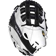 Vinci Baseball And Softball First Base Mitt Model Jbv04 13 Inch With Reinforced by VINCI