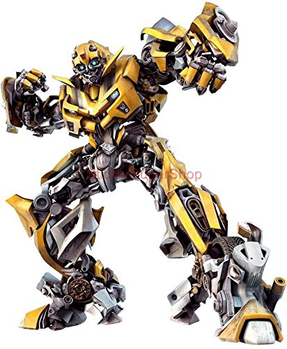 BUMBLEBEE Transformers Autobots Decal WALL STICKER Decor Art C532, Large