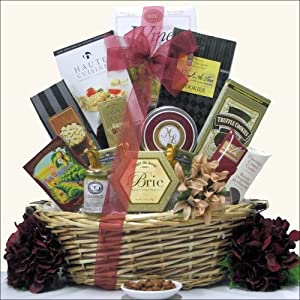... Wedding Anniversary Gift Basket : Gourmet Baked Goods Gifts : Grocery
