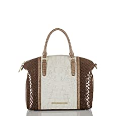 Duxbury Satchel<br>Oatmeal Lady Vineyard