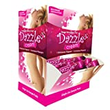 Bundle of Body Action Dazzle Cream 0.3ml (50/DP) AND Swiss Navy Water Based Lubricant 5ml Foil