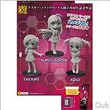 【電撃20th】 アクセル・ワールド ちょびるめフィギュア 「アクセル・ワールド」 全3種セット 黒雪姫 チユリ ニコ