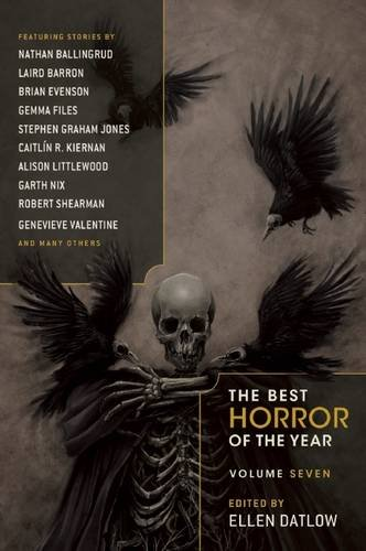 The Best Horror of the Year Volume Seven: 7