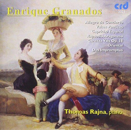 Granados: Allegro De Concerti