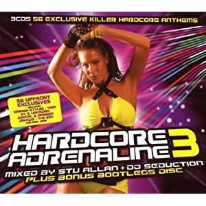 Hardcore Adrenaline Vol.3: Mixed By Stu Allan & DJ Seduction