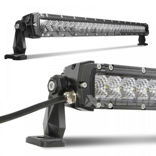 30 Inch 150W Led Light Bar - Spot Flood Combo 12,840 Lumens Cree Led Offroad Work Truck Car Utv Suv Atv Light
