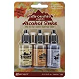 Ranger Tim Holtz Adirondack Alcohol Ink Kits: Lights Wildflowers,...