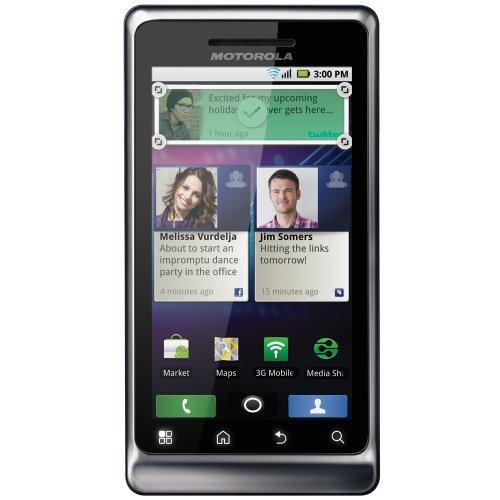 Motorola Milestone 2 Sim Free Mobile Phone