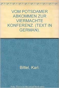 Potsdamer abkommen text