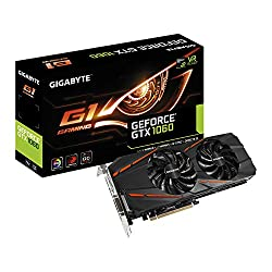 Gigabyte GeForce GV-N1060G1-GAMING-6GD 6GB Graphics Card