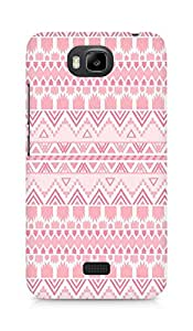 Amez designer printed 3d premium high quality back case cover for Huawei Honor Bee (Pattern 6)