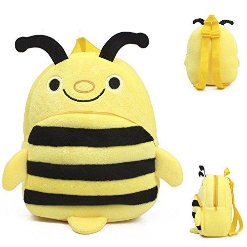 Toddler-Baby-Kids-Gift-Cute-Cartoon-Animal-School-Bag-Travel-Sacks-Zip-Backpack