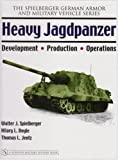 img - for Heavy Jagdpanzer: Development - Production - Operations book / textbook / text book