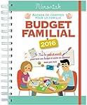BUDGET FAMILIAL MEMONIAK 2016