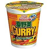 日清 カップヌードル マイ・レンジタイム 夏野菜カレーヌードル 65g×12個