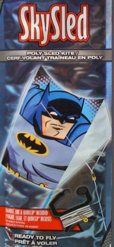 "Batman 24"" Kite ready To Fly by ULTRA KITES"