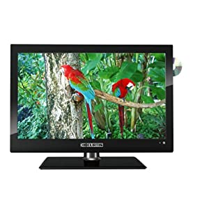 Curtis LED HDTV with Built in DVD Player