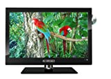 51i1u5qyqzL. SL160  Top 10 TV DVD Combinations for April 28th 2012   Featuring : #2: Venturer KLV3915 15.4 Inch Undercabinet Kitchen LCD TV/DVD Combo