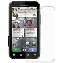 Amzer AMZ91984 Anti-Glare Screen Protector With Cleaning Cloth For Motorola DEFY MB525 And Motorola DEFY PLUS