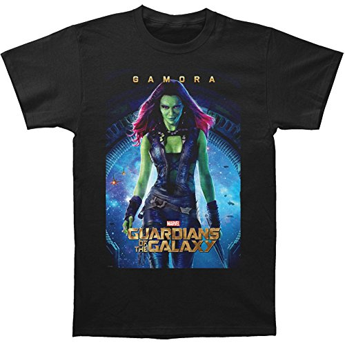 Guardians of the Galaxy Gamora Poster T-Shirt