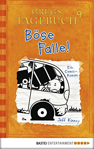 gregs-tagebuch-9-bose-falle-german-edition