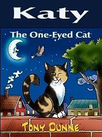 (FREE on 11/29) Katy The One-eyed Cat by Tony Dunne - http://eBooksHabit.com