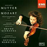 Mozart: Violin Concertos No.1 - Sinfonia Concertante
