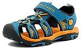 Poppin Kicks Boys' & Girls' Quick Dry Closed Toe Water Sandals (Toddler/Little Kid/Big Kid)