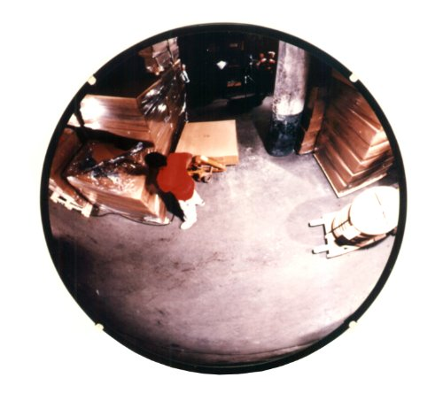 "See All N12 Circular Glass Indoor Convex Security Mirror, 12"" Diameter (Pack Of 1) front-881826"