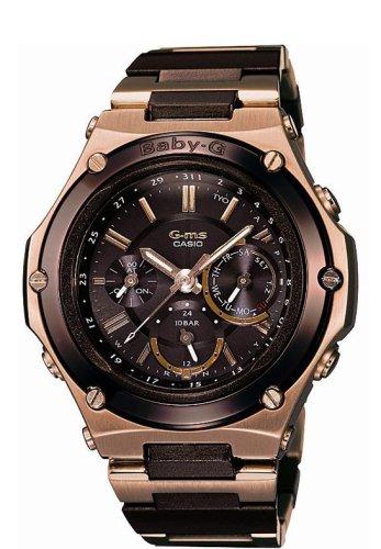 CASIO (カシオ) 腕時計 Baby-G G-ms Octra タフソーラー 電波時計 MSG-5000CGJ-5AJF レディース