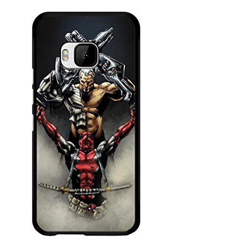 Deadpool Weapon Cable Spiderman Superheroes Case HTC One S