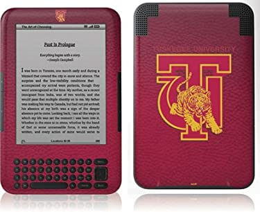 Skinit Kindle Skin (Fits Kindle Keyboard), Tuskegee University