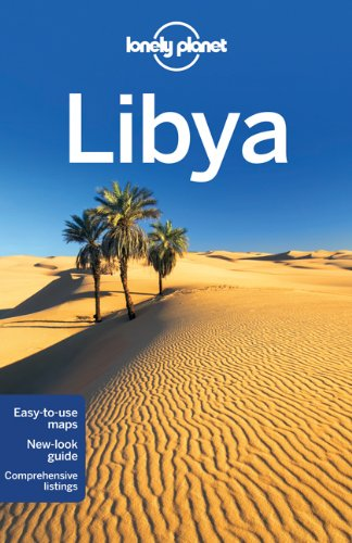 Lonely Planet Libia