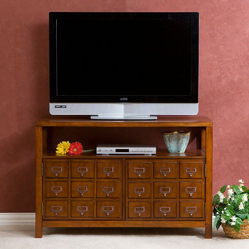 Apothecary Style TV Stand