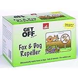 Get Off My Garden Ultrasonic Fox and Dog Repeller
