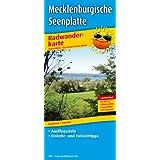 Radwanderkarte Mecklenburgische Seenplatte: Mit Ausflugszielen, Einkehr- & Freizeittipps, wetterfest, reissfest, abwischbar, GPS-genau. 1:100000