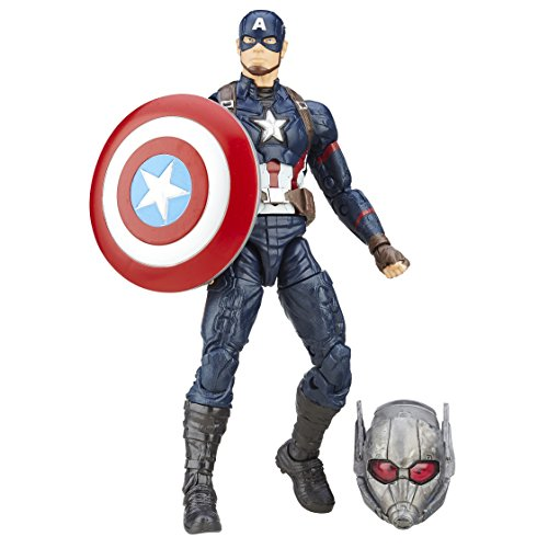 Marvel 6-Inch Legends Series Captain America Figure