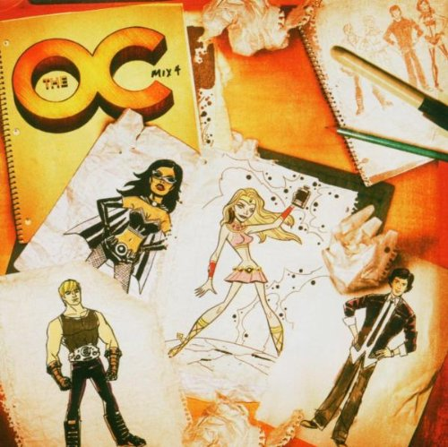 Music From The O.C. Mix 4 by The Futureheads, Imogen Heap, Pinback, A.C. Newman and Sufjan Stevens