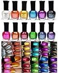 Kleancolor Nail Polish - Awesome Meta...