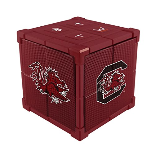 Wiseways Kube Bluetooth Collegiate Speaker for South Carolina school south carolina gamecocks indoor banner scroll sku pas233835