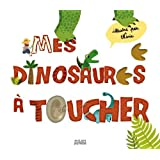 Mes dinosaures  toucherpar Virginie Perrot