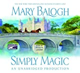 Mary Balogh Simply Magic: by Mary Balogh (Unabridged Audio Book 10CD`s) read by Rosalyn Landor