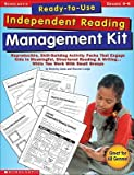 img - for Ready-To-Use Independent Reading Management Kit: Grades 4-6   [READY-TO-USE INDEPENDENT READI] [Paperback] book / textbook / text book